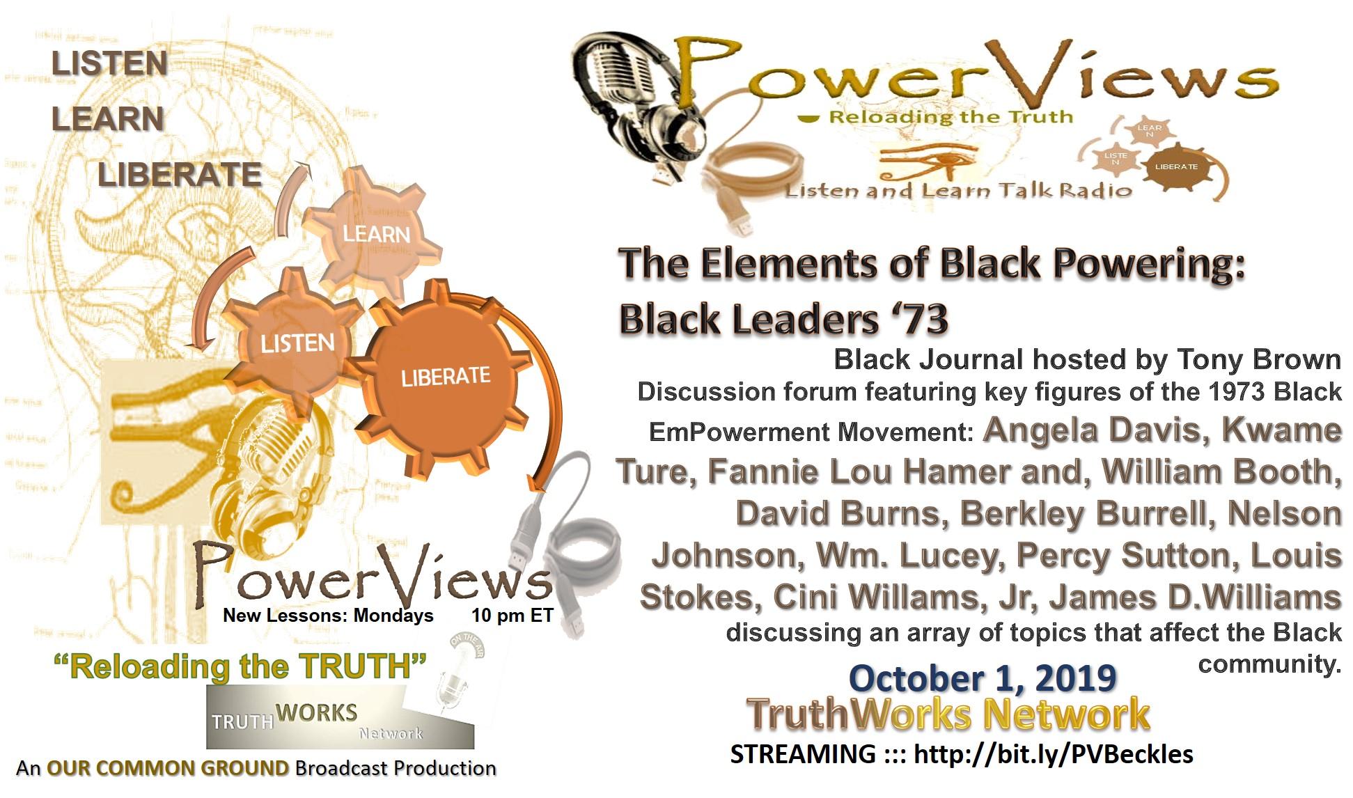 Black Empowerment 73 forum